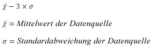 """Formel für Option """"Unterlaufcontainer"""""""