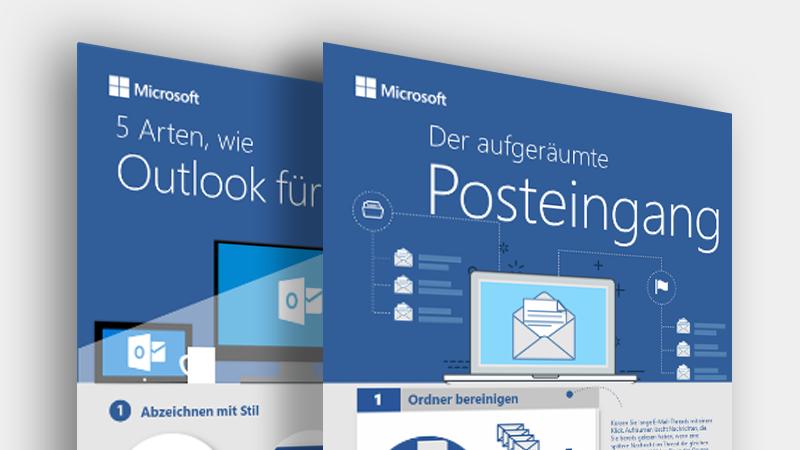 Diese Outlook-Infografiken herunterladen