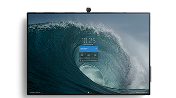 Surface Hub-Gerätewiedergabe