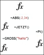 Excel-Funktionen