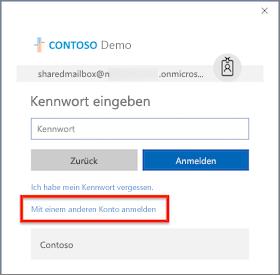 Windows-Authentifizierung