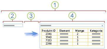 Übersicht über das Verbinden eines Filterwebparts