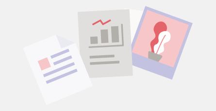 Hochladen und Suchen von Dateien