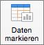 """Auf der Registerkarte """"Diagrammentwurf"""" auf """"Daten auswählen"""" klicken"""