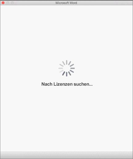 Office 2016 for Mac-Lizenzen werden gesucht