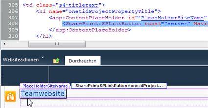 SharePoint 2010-Gestaltungsvorlagen