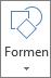 """Schaltfläche """"Formen einfügen"""""""