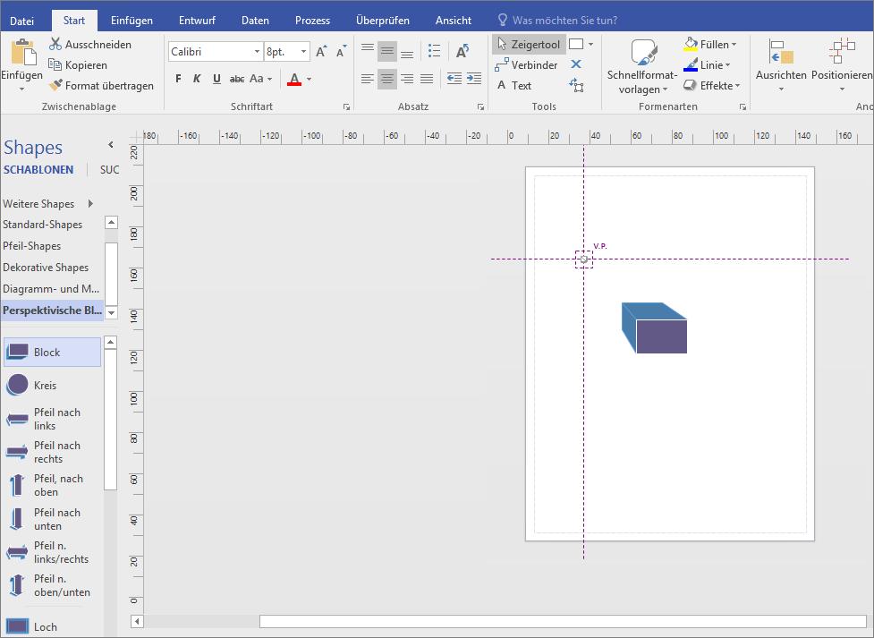 Isometrische Zeichnungen - Office-Support