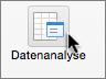 """Schaltfläche """"Datenanalyse"""""""