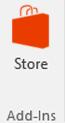"""Screenshot der Schaltfläche """"Store"""""""