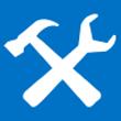 Werkzeugsymbol (Tools)