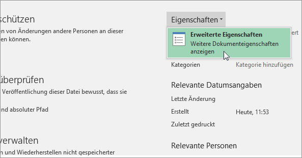 Arbeiten mit Hyperlinks in Excel - Excel