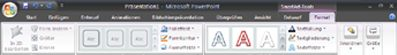 Abbildung 12.3 Bild der Registerkarte 'Format' der SmartArt-Tools