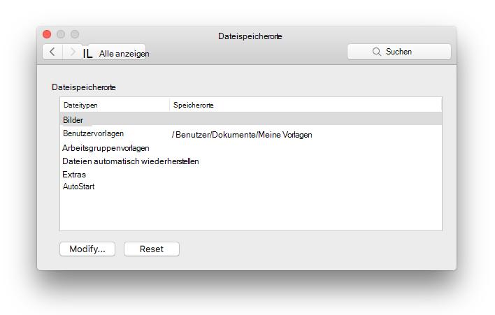 Anpassen Wie Excel In Excel Für Mac Gestartet Wird Excel For Mac