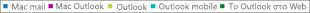 Στιγμιότυπο οθόνης: Λίστα με τα προγράμματα-πελάτες ηλεκτρονικού ταχυδρομείου. Κάντε κλικ στο πρόγραμμα-πελάτη ηλεκτρονικού ταχυδρομείου για να λάβετε περισσότερα δεδομένα αναφοράς για το συγκεκριμένο πρόγραμμα-πελάτη.