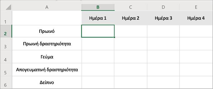 Προετοιμασία του αρχείου του Office για συνεργασία