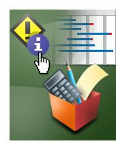 Εικόνα βασικών αρχών διαχείρισης έργων.