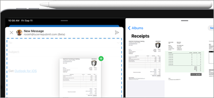 Άνοιγμα πολλών παραθύρων στο Outlook
