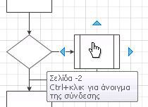 Το Σχήμα δευτερεύουσας διεργασίας αντιπροσωπεύει μια δευτερεύουσα διεργασία που απεικονίζεται με διάγραμμα σε μια άλλη σελίδα.