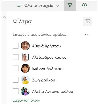 SPO_Use columns