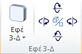 Ομάδα εφέ WordArt 3-D στον Publisher 2010