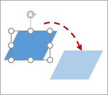 Μεταφορά σχήματος