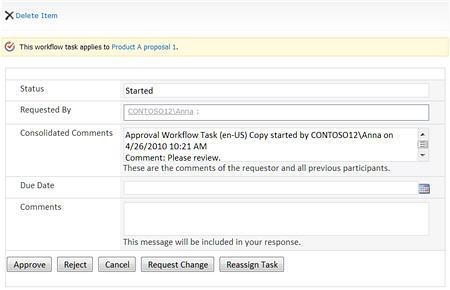 SharePoint Designer workflows