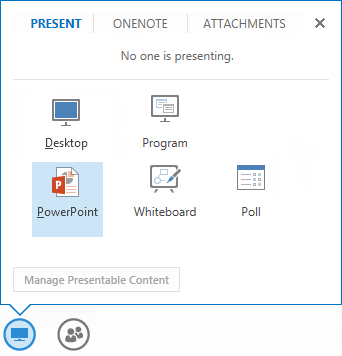 Share a PowerPoint