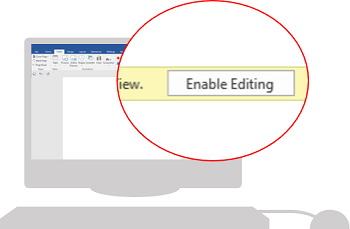 Enable editing image