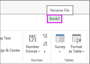 rename a file