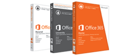 Office 365 Personal, University or Home