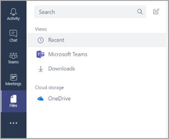 Digital Platform Symbaloos / Microsoft Teams