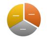 Basic Pie SmartArt graphic layout