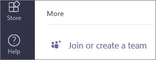 Select Add Team