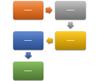 Basic Bending Process SmartArt graphic layout