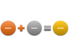 Equation SmartArt graphic layout