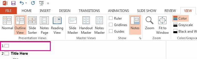 Slide 1 Has No Title