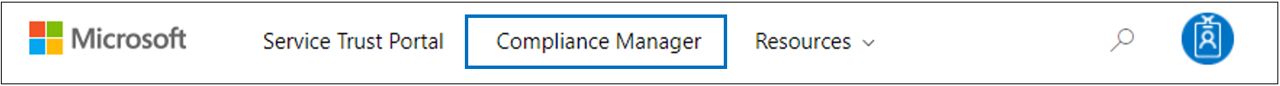 Compliance Manager - Accessing Compliance Manager from STP menu