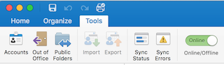 Disabled import / export ribbon buttons using new manageability option for admins