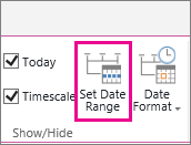 MT06 - Set Date Range