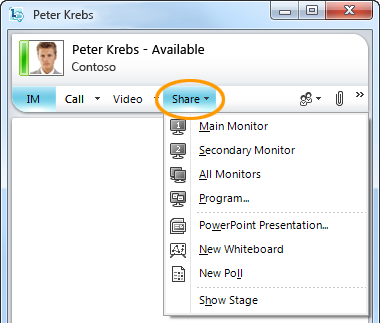 Work Smart: Use Lync 2010 Attendee - Lync