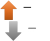 Opposing Arrows SmartArt graphic layout