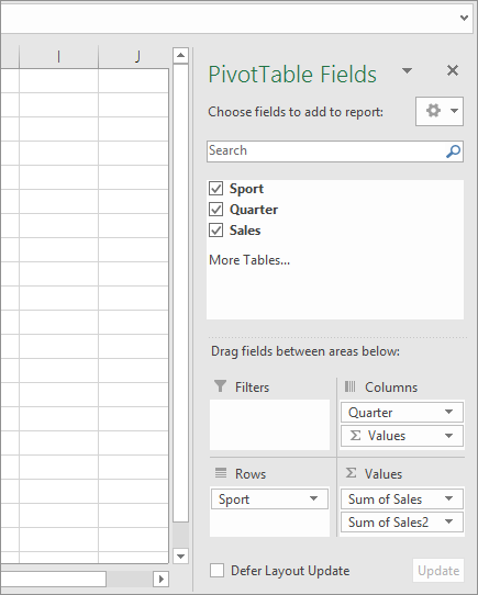 Microsoft Excel - Count how often a value occurs