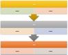 Segmented Process SmartArt graphic layout