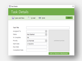 Download Task Management Template