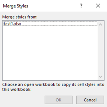 Save cell styles to use in all new workbooks - Excel