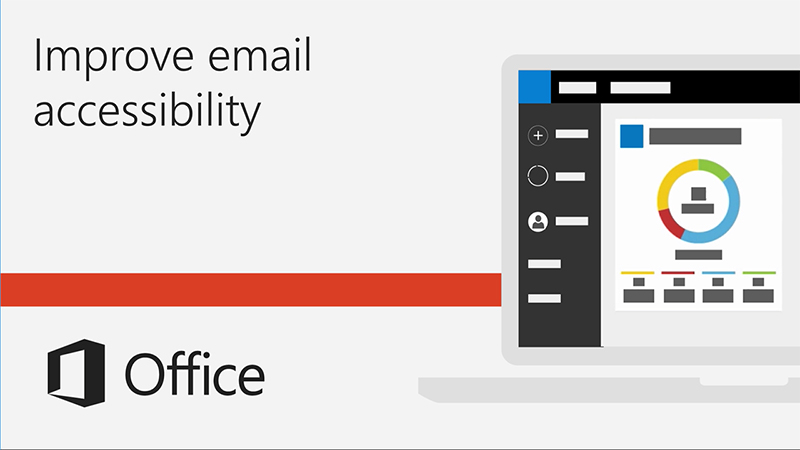 Improve email accessibility video