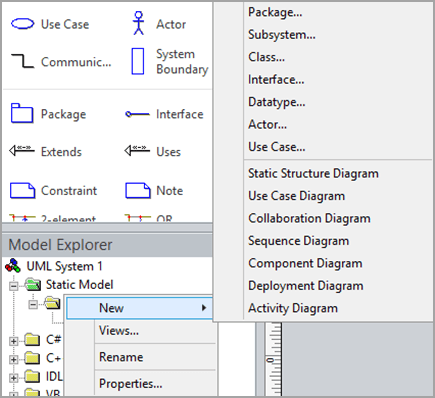 Create a UML use case diagram - Visio