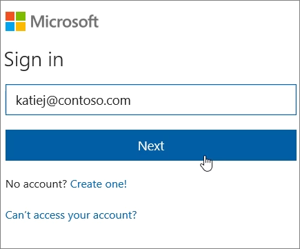 sign in to sharepoint online sharepoint