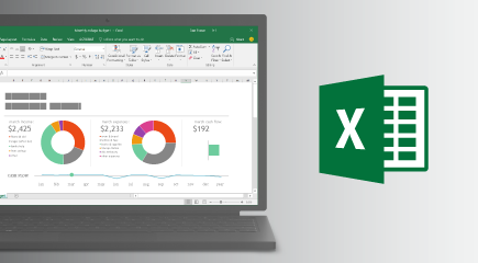 Excel training courses